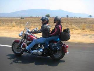 Harley Davidson Motorrad Rundreise