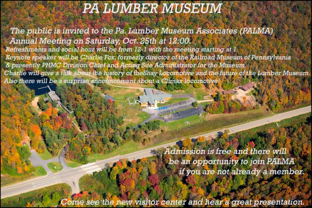 PA Lumber Museum