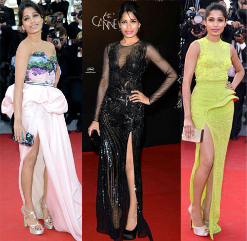 Bollywood Celebs at Cannes Film Festivals 2012 ~ HQ Images