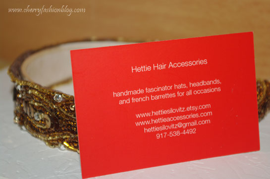 Hettie Hair Accessories, Hair Accessories, Handmade Headbands