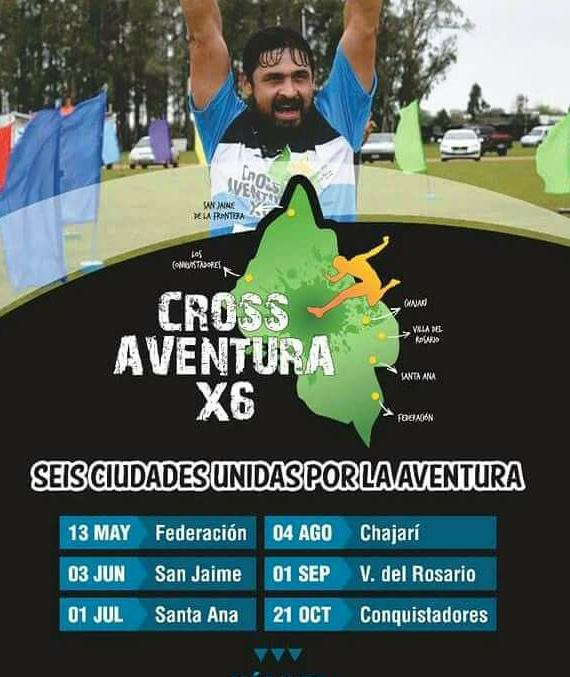 3°edicion del Cross Aventura x 6- 2018