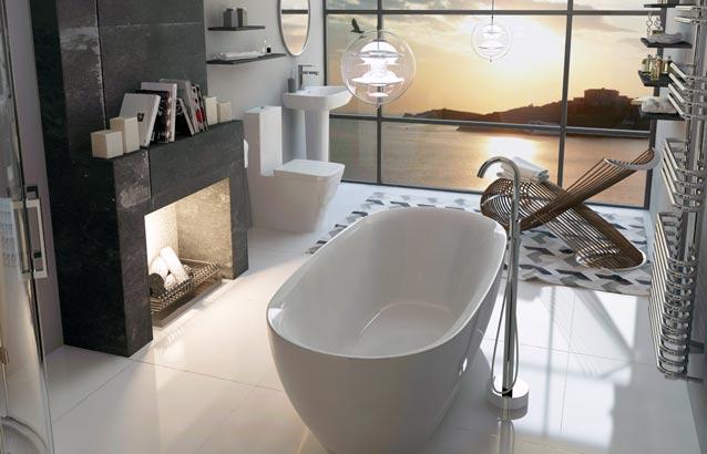 Let 39 s talk bathrooms renovation checklist don 39 t cramp for Bathroom 3 piece suite