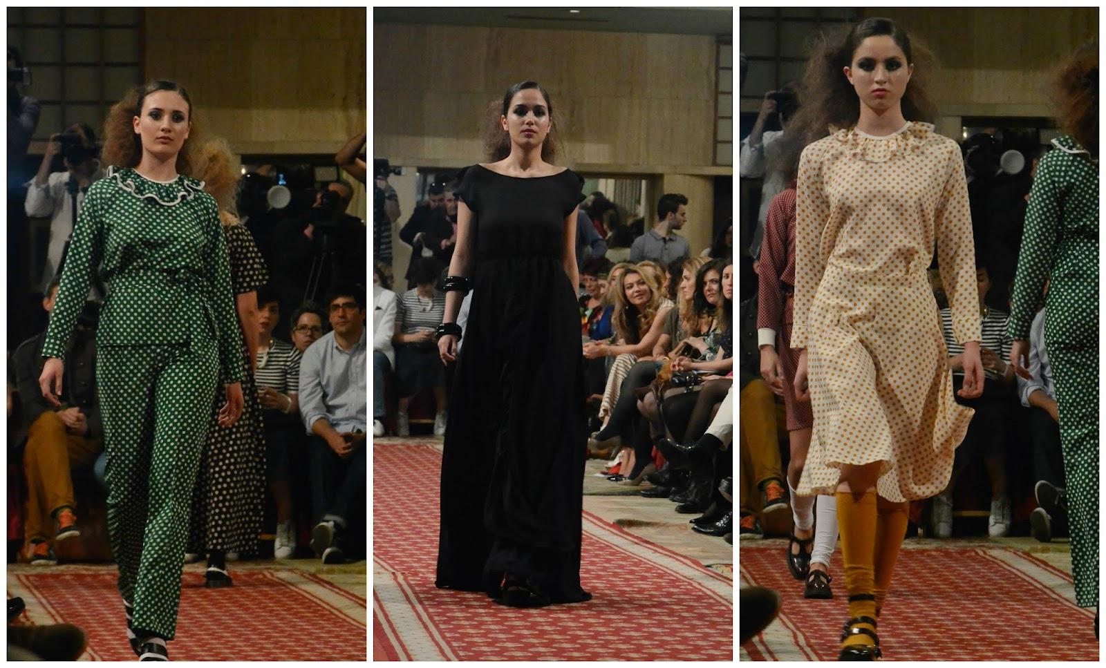 Raquel Rodriguez Premios Nacionales a la Moda para Jóvenes Diseñadores