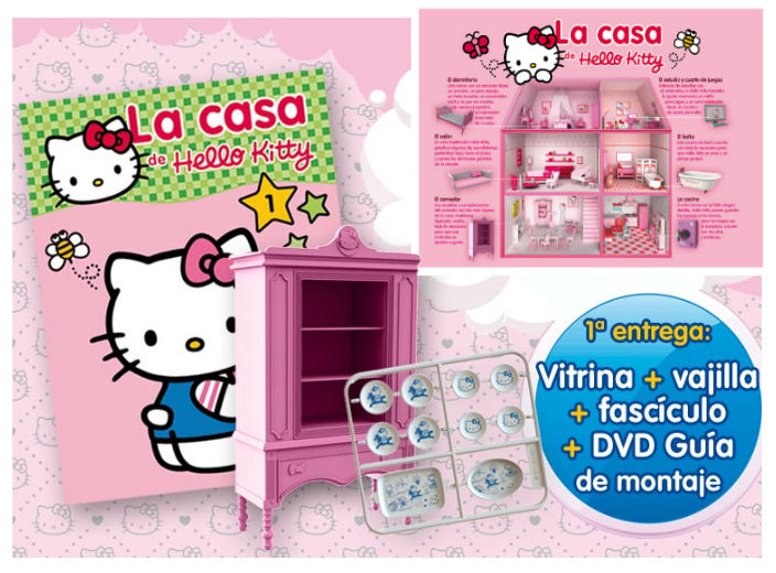 Paquicheli la casa de hello kitty el mundo - La casa de kitty ...