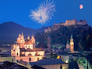 Salzburg, Austrija slike besplatne pozadine za desktop download