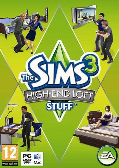 The Sims High End Loft Stuff SIMULATION FINAL