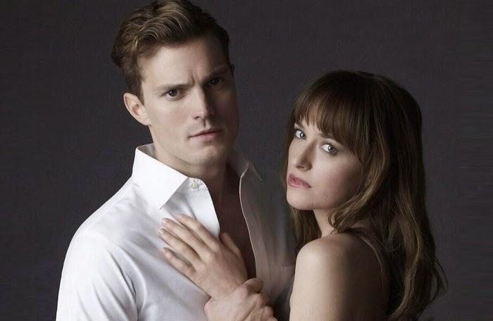 Christian e Anastasia