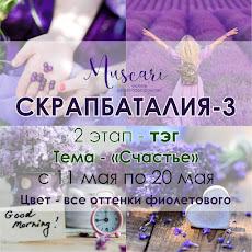 II этап СКРАПБАТАЛИИ-3