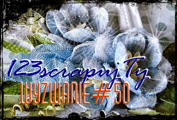 http://123scrapujty.blogspot.co.uk/2014/10/wyzwanie-jubileuszowe-byszczaco-mieniace.html