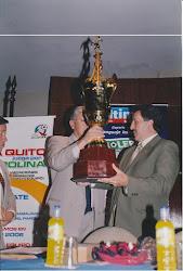 PRIMER TORNEO BOLIVARIANO QUITO 2006