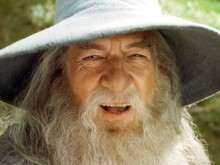 Ian mckellen gandalf 220x165 Fawn Fairy Tinkerbell Friend Adult Costume (A). From Bbeauty79
