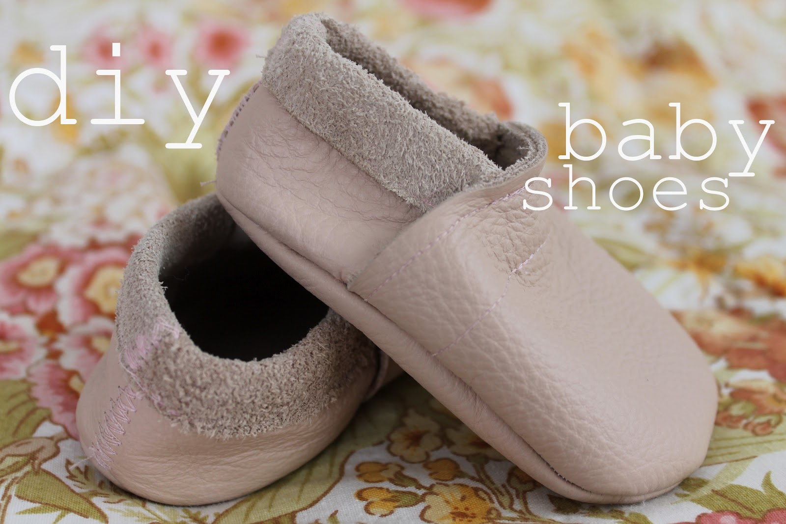 lover of vintage soft leather baby shoes