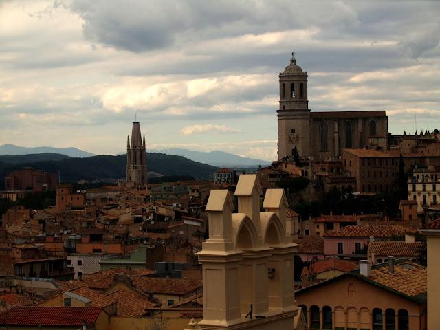 Catedral de Girona. Encants de Girona.