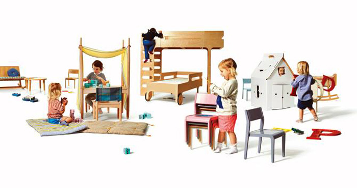 kids design at Actus Japan Tokyo