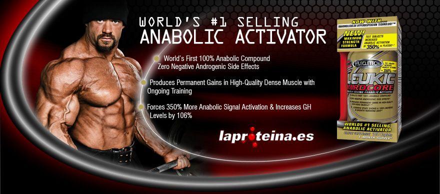 Anabolic RX24, anabolic RX24
