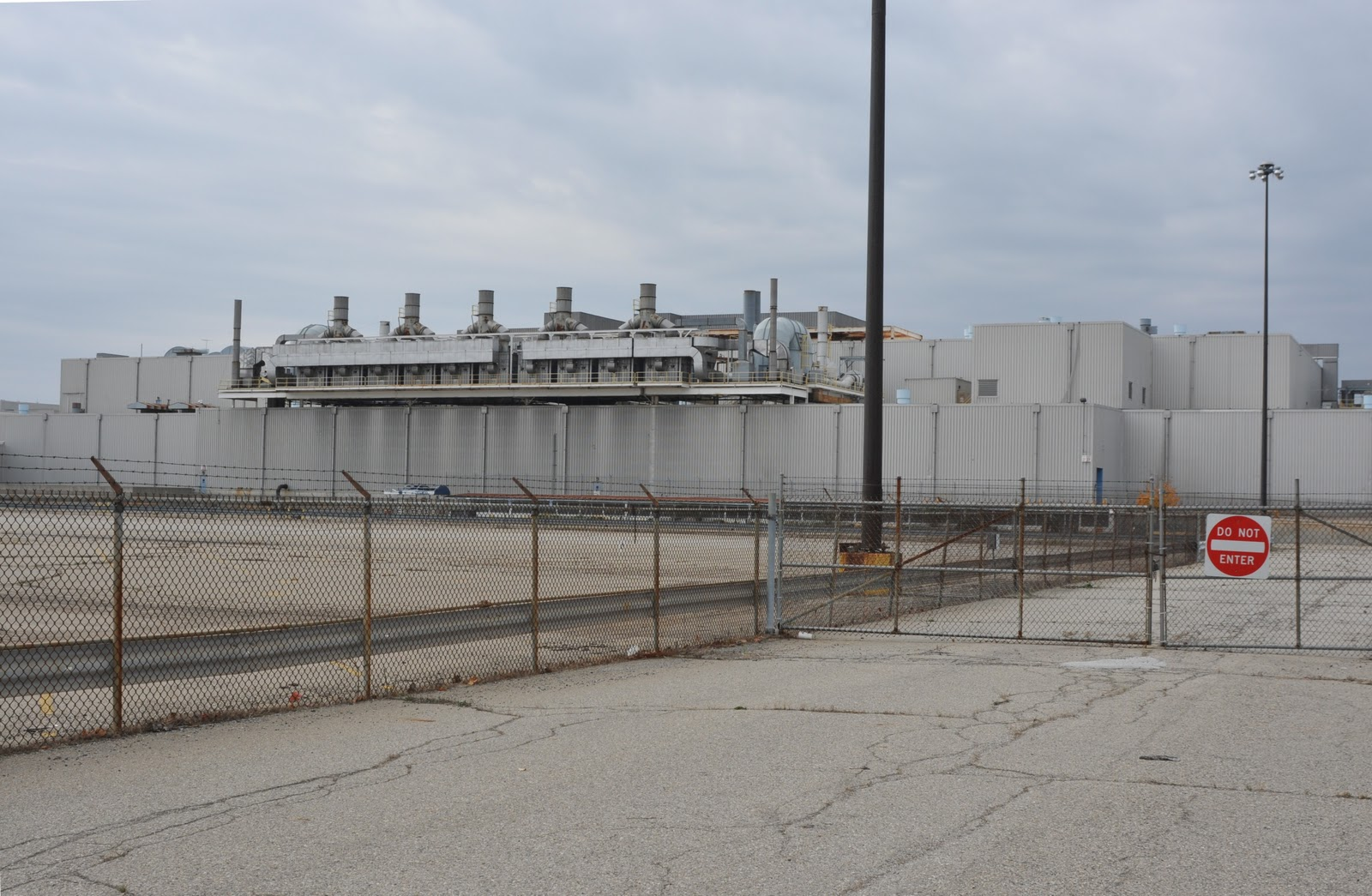 Wixom Assembly Plant