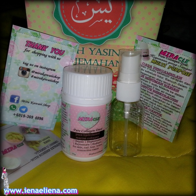 Miracle Collagen Dust