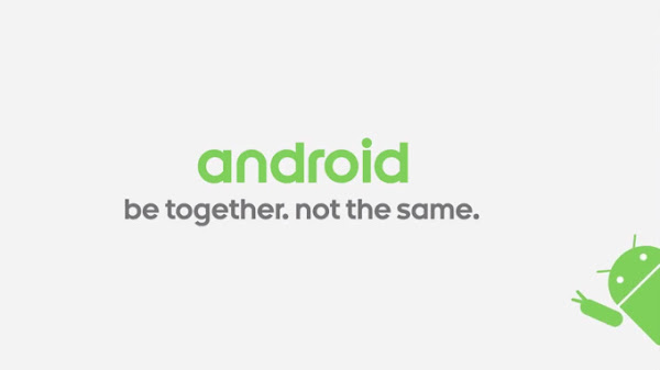 Android - be together, not the same
