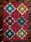 UNDERGROUND RAILROAD small quilts 1