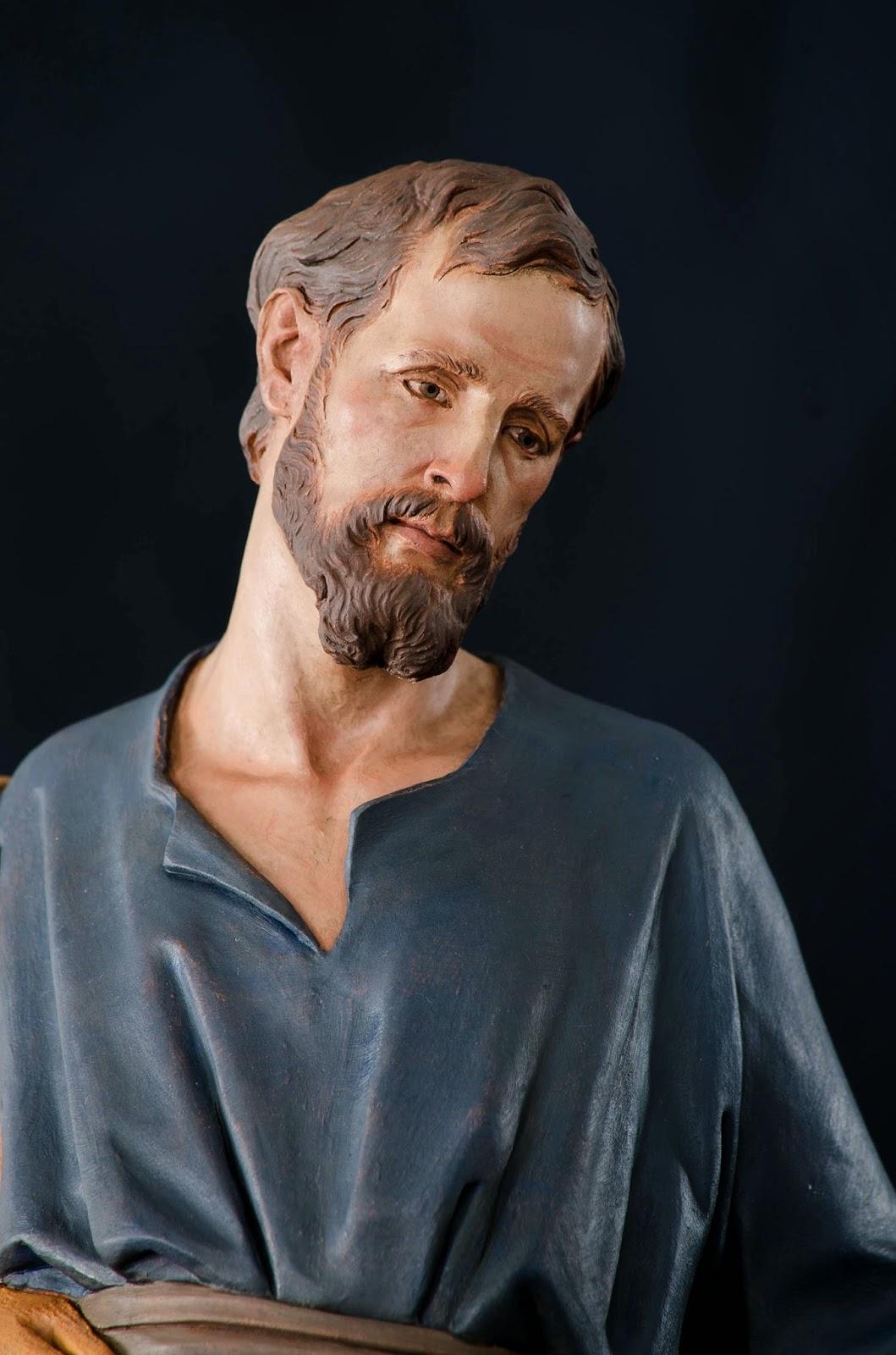 Nacimiento Belén Nativity presepe krippe Arturo Serra Barro cocido 24