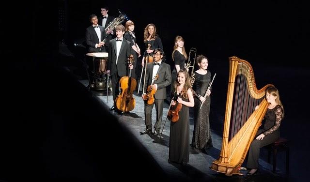 National Youth Orchestra of Wales / Cerddorfa Genedlaethol Ieuenctid Cymru