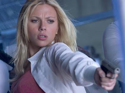 Scarlett Johansson HQ Wallpaper Style strong body