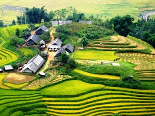 Sapa Vietnam, great trekking, the way others don't