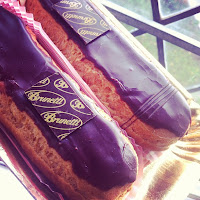 Brunetti Chocolate Eclairs