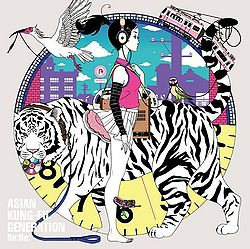 Asian Kung-Fu Generation single re re preview download profil