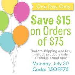 Save 15$