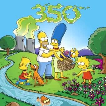 Los Simpson en el campo