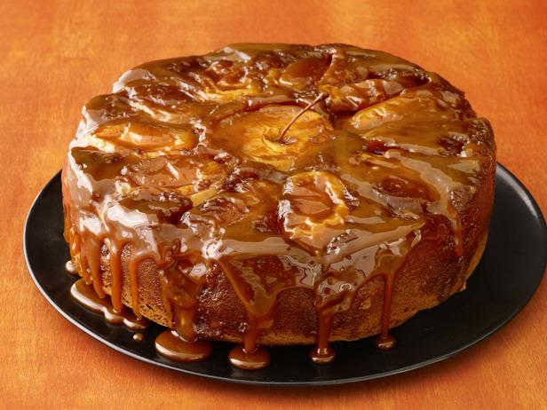 Moist Apple Cake Recipes Food Network