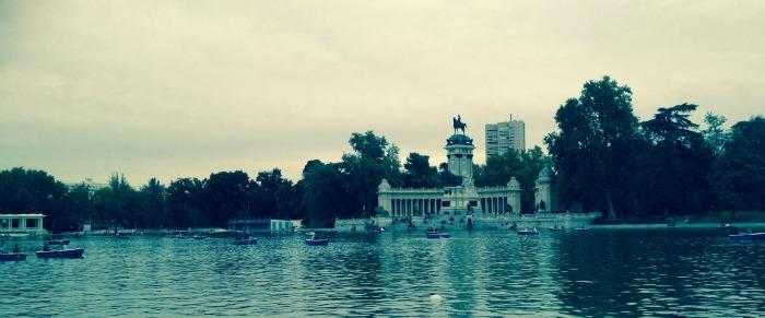 Experiencia Eric Vökel Atocha Parque del Retiro Madrid