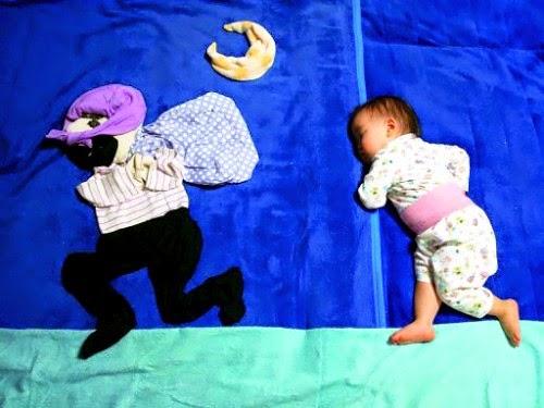 niños japoneses durmiendo 6