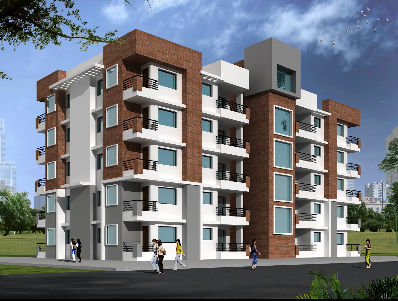 sanidhya design old age home at jaipur