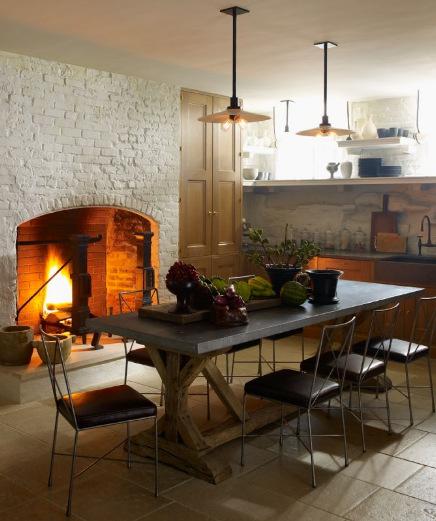 Designer Steven Gambrel S 8 Favorite Kitchen Designs: I Like It!: HeirloomPhilosophy