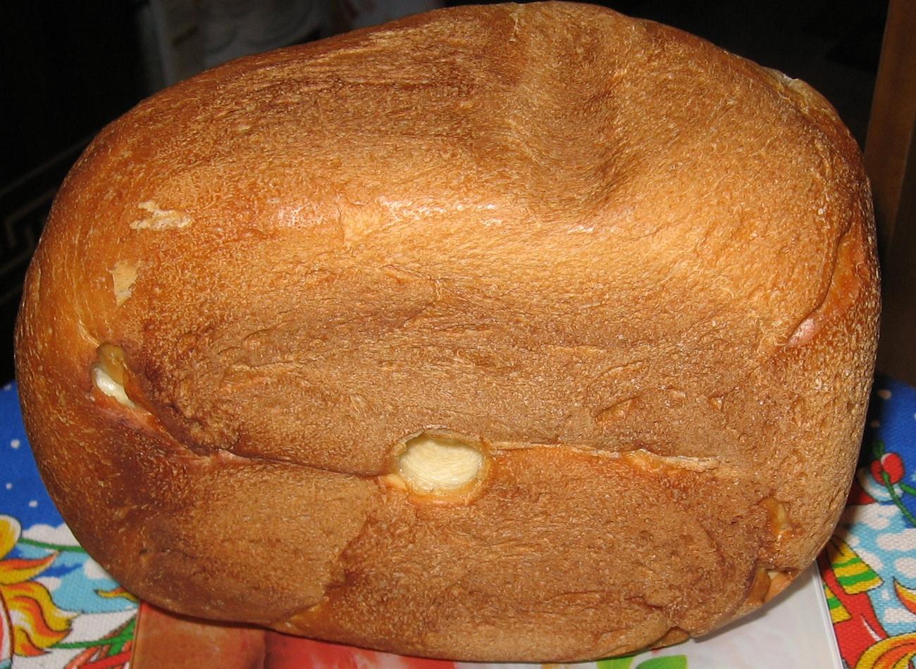 Хлеб в хлебопечке панасоник рецепты пошагово
