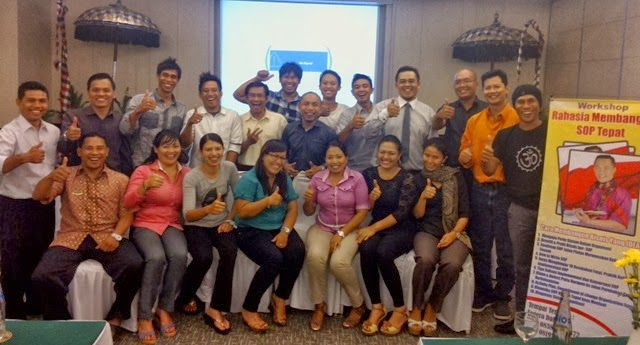 All-Participant-workshop -SOP-Bali- Berfoto-bersama