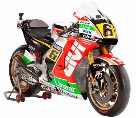 LCR Honda MotoGP 2015