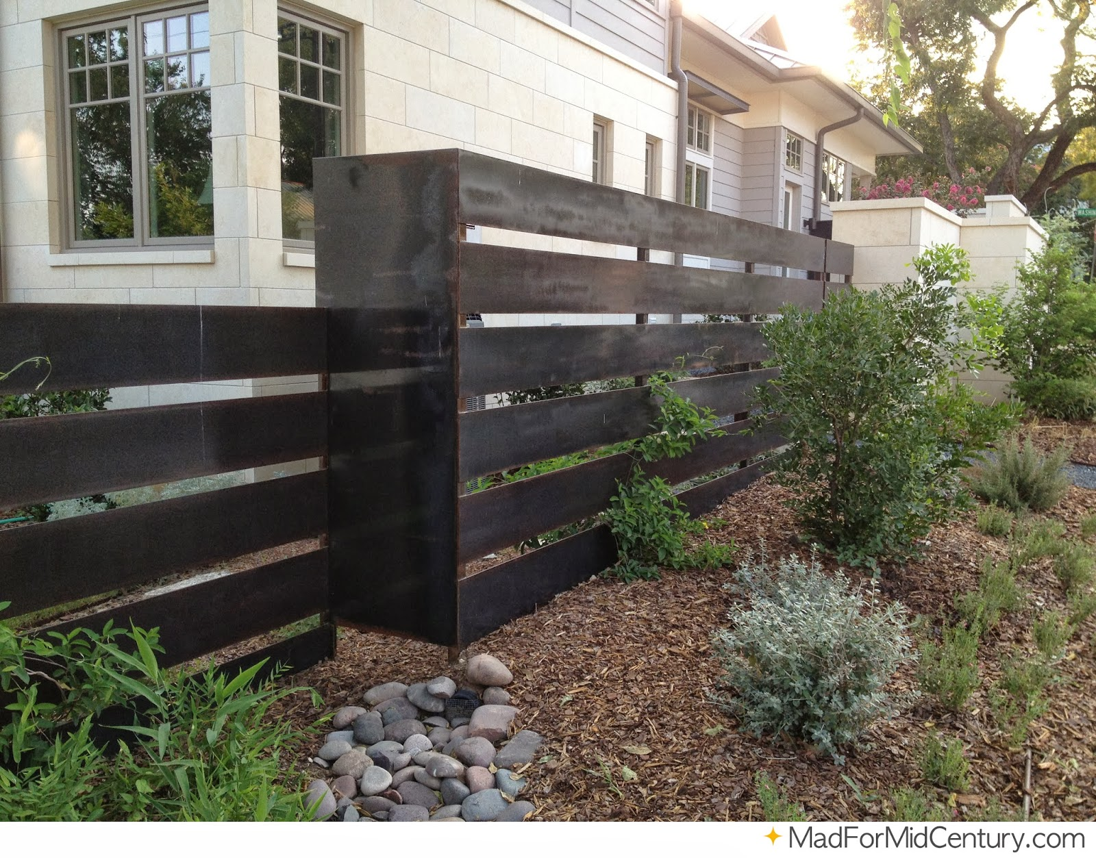 Mid Century Modern Fence Ideas From on Vintage Furniture Stores Austin
