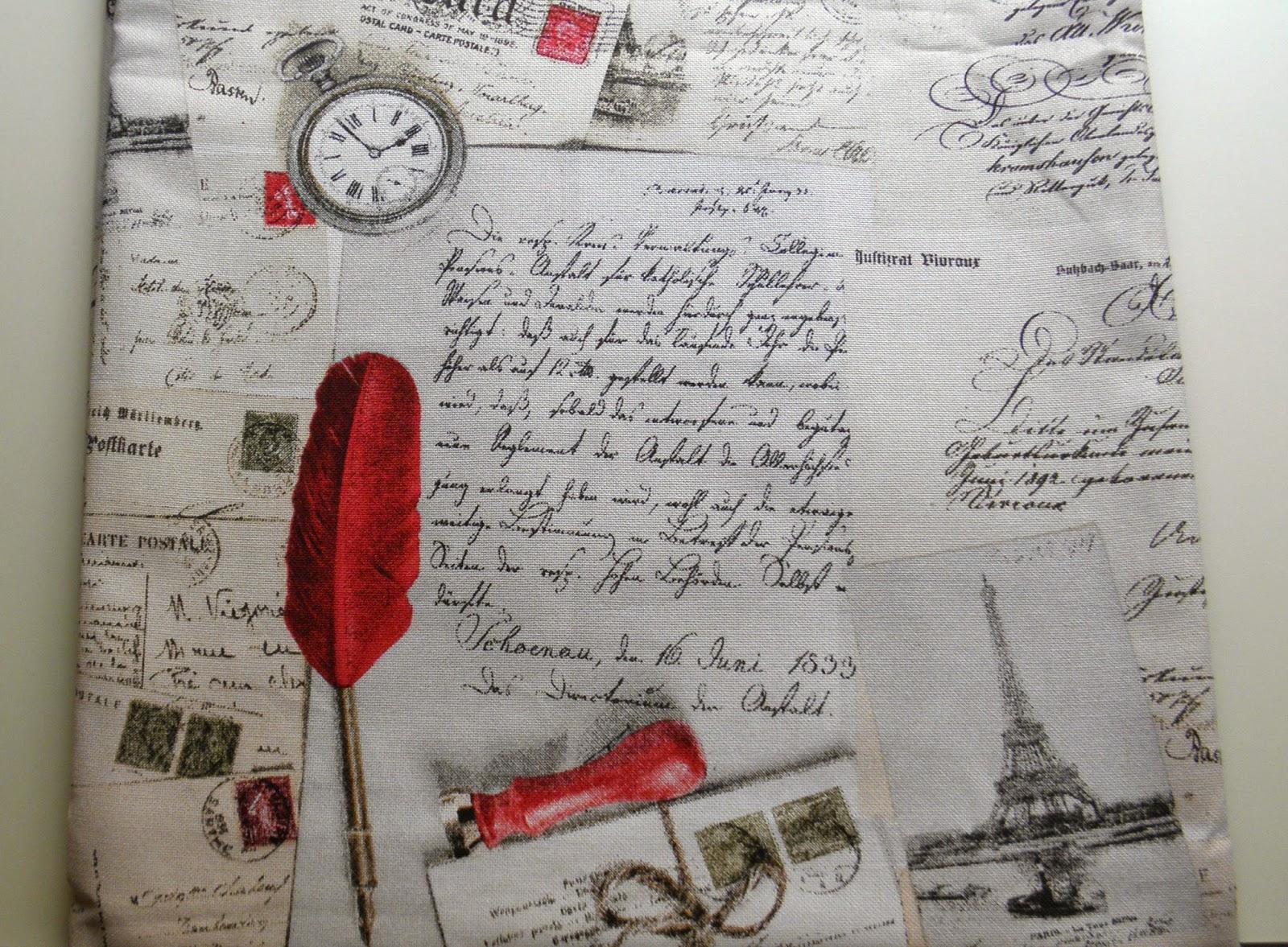 tela de recuerdos de Paris