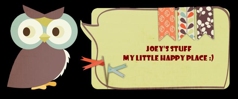 Joey's Stuff