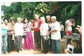 Familiares dos Cinco Heróis Cubanos