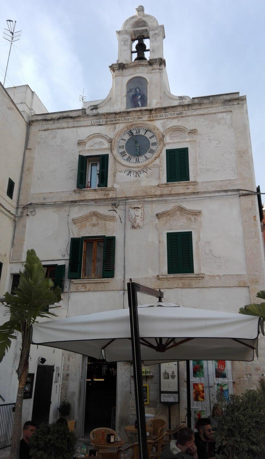 casa dell'orologio