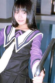 I's Iori Yoshizuki Cosplay by Matsunaga Ayaka
