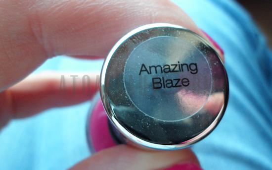 Sally Hansen, Complete Salon Manicure, Amazing Blaze
