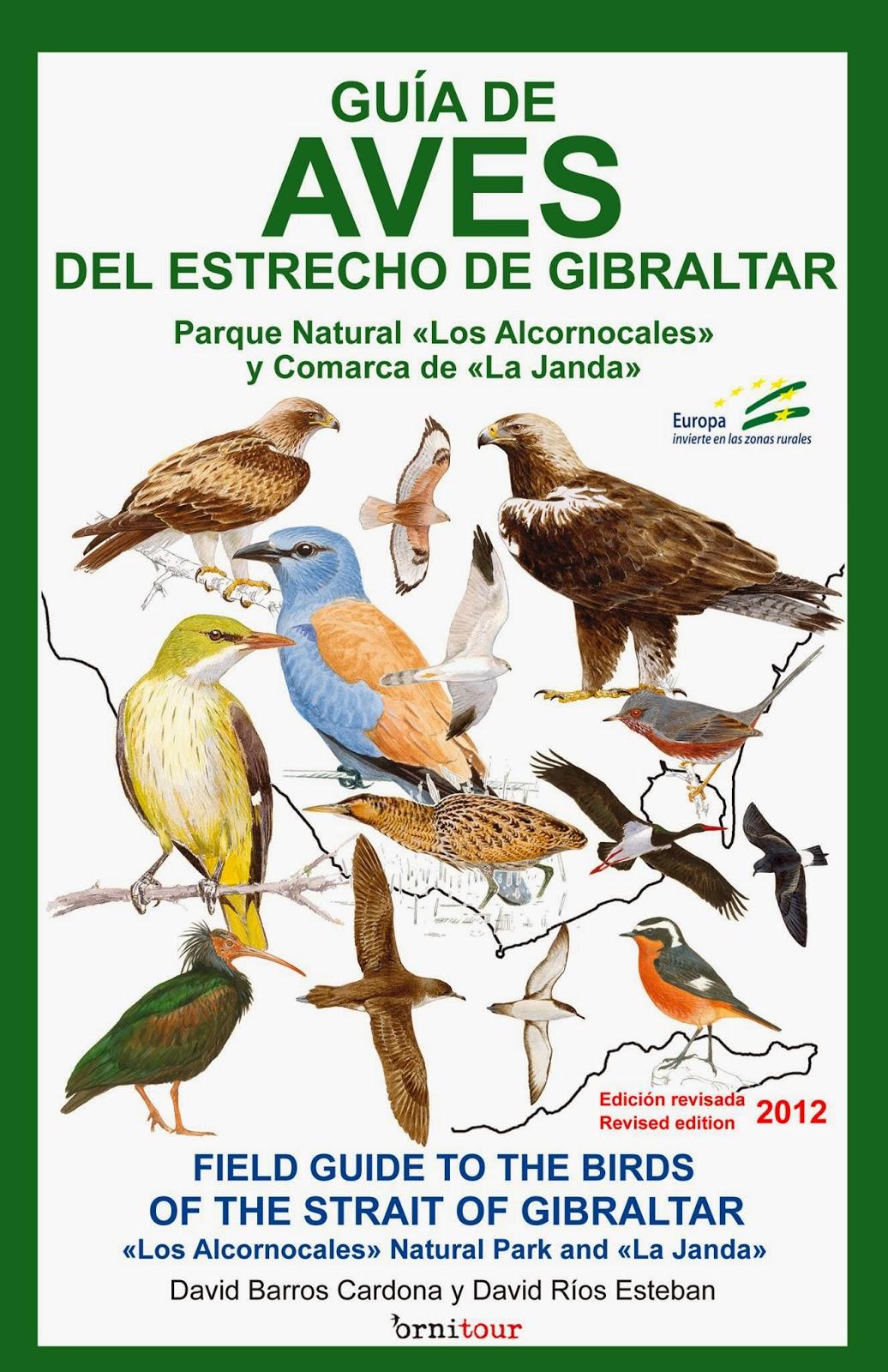 Guia de Aves de la Comarca de la Janda