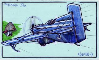 Coupe Deutsch de la Meurthe de 1933 Farman370v2coul