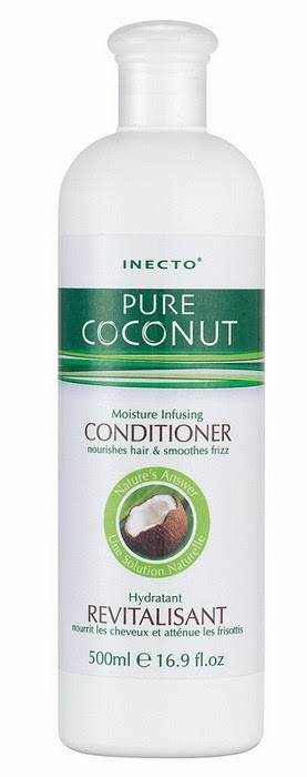 foto van Inecto Pure Coconut Conditioner