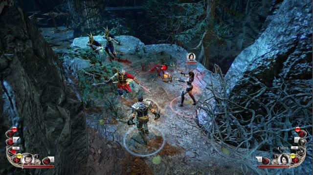 Blood Knights Screenshots 1